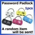 Wholesale Mini Password Security Lock 3-Dial Combination Pad...